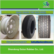 car wheel and tire