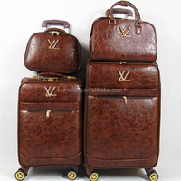 Fashion luggage travel bags cases low price luggage