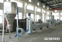 Plastic Recycling Machine PP PE PET Bottle Recycling Washing Line