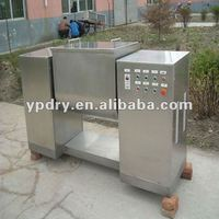 CH Convenient and low pullution Notch shape mixer/dryer