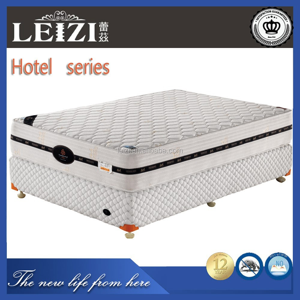 Full/King/Queen/Twin/Single Or Customized Size Used Hotel Mattress For Sale