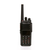 TD-9800 High Output vhf digital portable analogue radio communications equipment