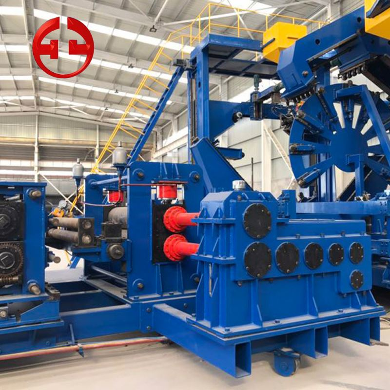 LH 2000-25.4-3200mm Spiral Welded Pipe Line Tube Welding Machine