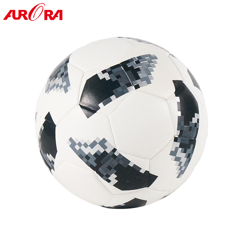 hot-selling custom the world cup official match soccer ball size 5 PU leather footballl ball