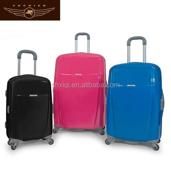 Hard Shell ABS/PC Trolley Luggage Suitcase for traveling