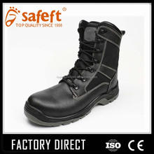Hill climbing formal safety shoes/ansi z41
