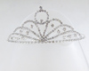 2015 Hot Selling OEM Beautiful Acrylic Stone Tiara