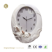 High Quality Wooden Clock Hand Made Wall Clock Wall Art for Home Decor