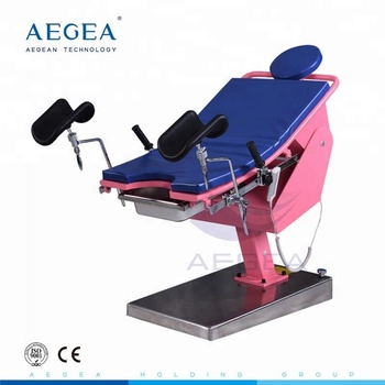AG-S205A hospital used obstetric equipment gynecological examination chair