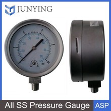 All SS Wika Pressure Gauge