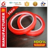 alkaline resistant and Colorful skin Mylar Adhesive Tape