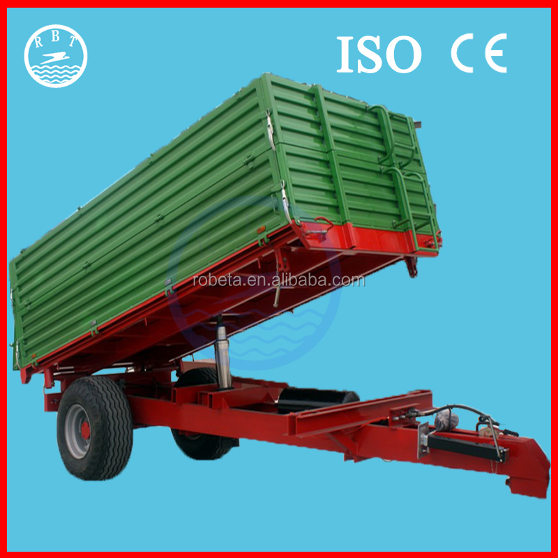 farm trailer/tractor tipper trailer/agriculture equipment