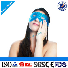 Small Moq High Quality Hot Selling Customize Logo Printing Eye Mask &promotional PVC Eye Cool Pack