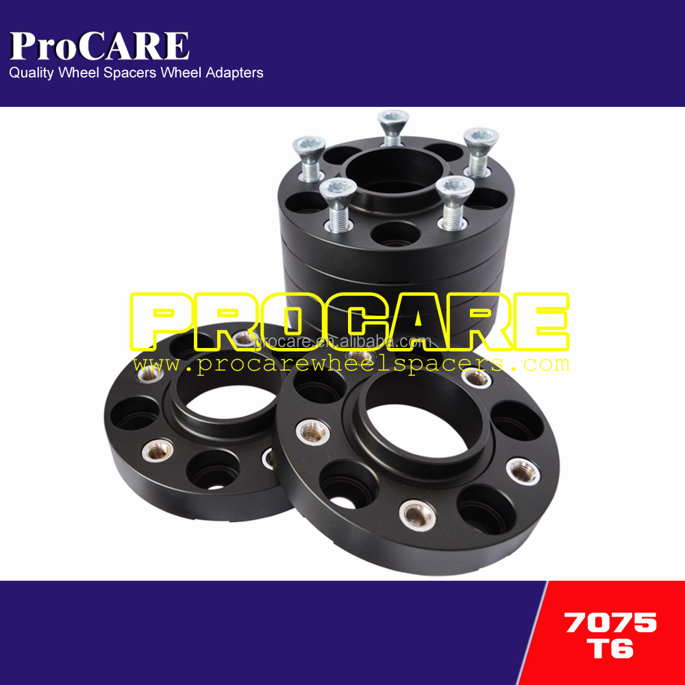 black anodized 25mm rim wheel adapter wheel spacer 5x120 for bmw x5 e53