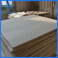 Bleached Paulownia Drawer Wood Board Manufacturer