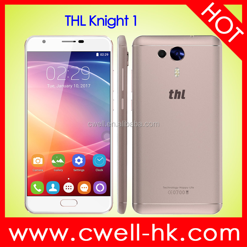 Original THL Knight 3GB RAM 5.5 Inch FHD Touch Screen Ultra Slim Metal Boday NFC Smartphone