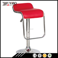 comfortable leather bar stool