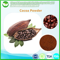Hot sale for cacao tree extract powder, cocoa powder