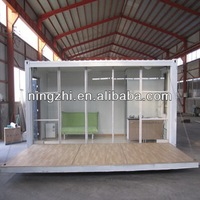 20ft container office/20 ft container house for office