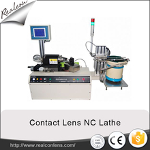 Precision ceramic bearing spindle XILANG series contact lenses NC Lathe Machine Equipment