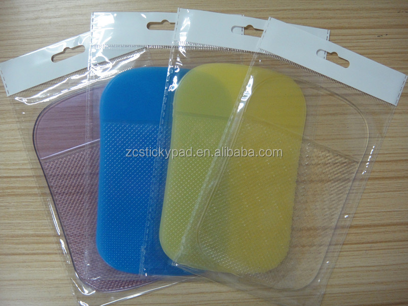 8 Colors Car Dashboard Anti-Slip Non-slip Sticky Pad Mat Cellphone Holder