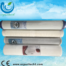 Best price 20 inch filter cartridge PP+GAC+CTO+PPF water filter cartridge