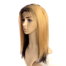 Both <strong>OEM</strong> and ODM possible ombre 1B 27 human hair wig/body wavy wigs human hair lace
