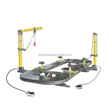 chassis strainghtening frame machine car chassis auto body pulling machine used frame machine for sale
