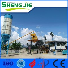 Factory Supplier HZS 25 Concrete Mixing Batching Plant