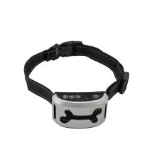 Amazon Top rated Pet Dog No Bark Shock Collar Electric Shock Dog Training Collar Anti Bark Control Dog Collar made in China