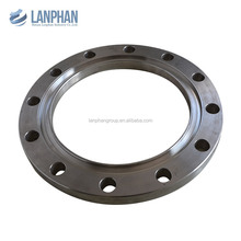 Ansi B16.5 Lap Joint Fitting Stainless Steel Pipe Flange