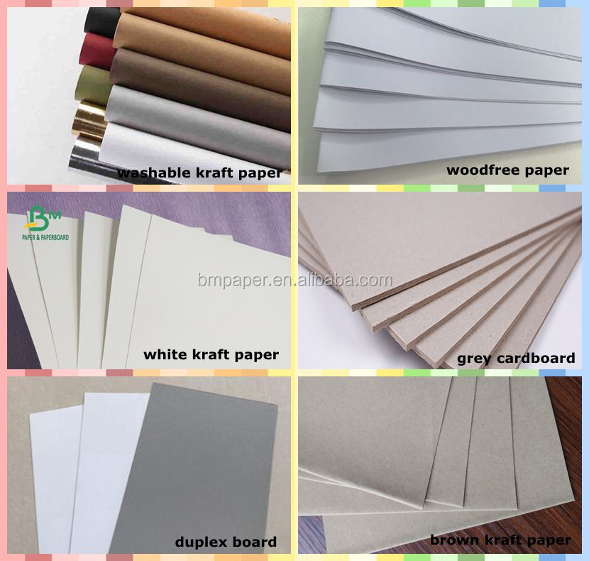 90gsm Glossy Coated Paper White Plain C2S Art Paper for Annual