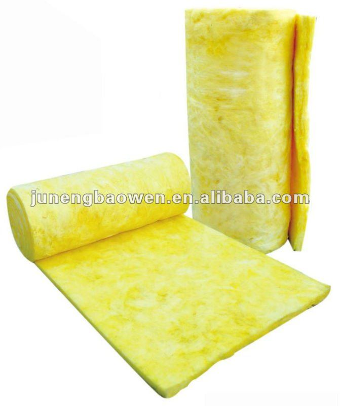 Glass wool blanket , bear fiberglass blanket