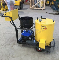 Crack sealing machine asphalt slurry seal machine