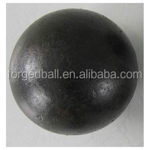 SAG and AG ball mill used forged steel grinding ball