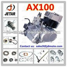 O.E.M quality Chinese motorcycle parts engine ax100