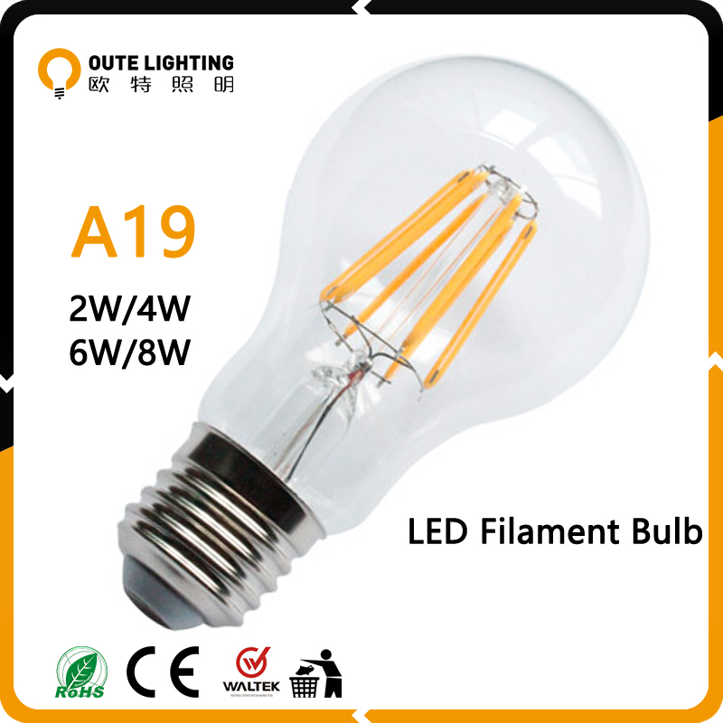 Environmental-friendly Led Bulb Filament Light
