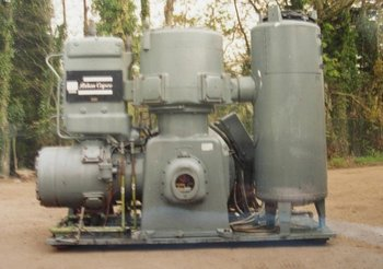 Atlas-Copco, ER6 Flex 1200 CFM Made in Germany air compressor