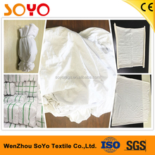 20kg bales discount recycled cotton wiping rags for workshop oil absorbent