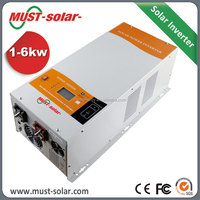 low/high voltage protection 6k watt low frequency inverter Must Pakistan/Aferica