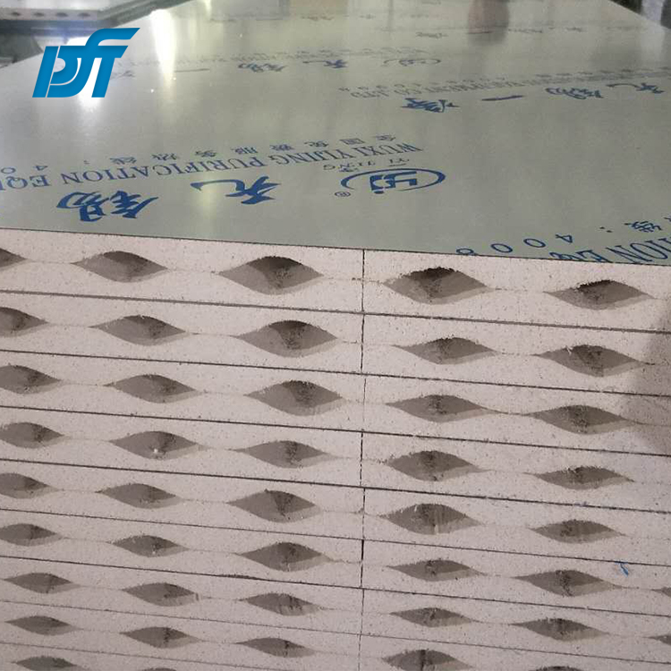 High Quality Fire Rated Insulation Magnesium Oxide Board