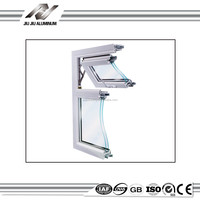 6000 series aluminum profile for awning window parts