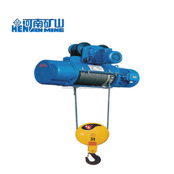 Factory harga crane electric hoist10 ton ISO CE SGS TUV GOST