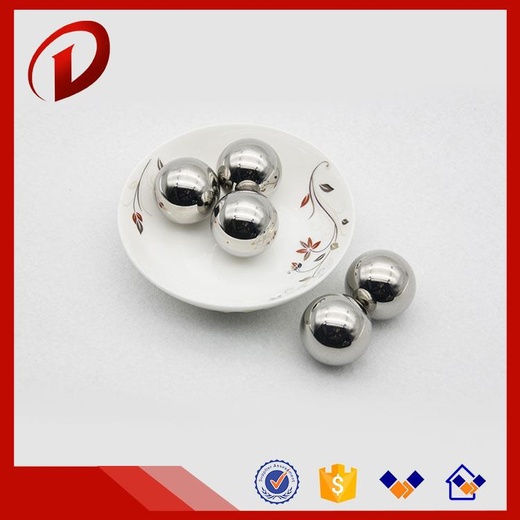 COMPETITIVE PRICE wholesale grinding media stainless steel ball 10mm G1000