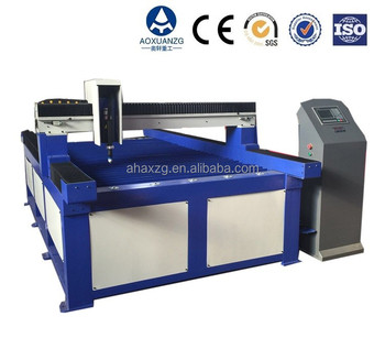 1325 plasma cutting machine for aluminum plate