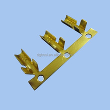 Terminals, copper battery cable terminal strip