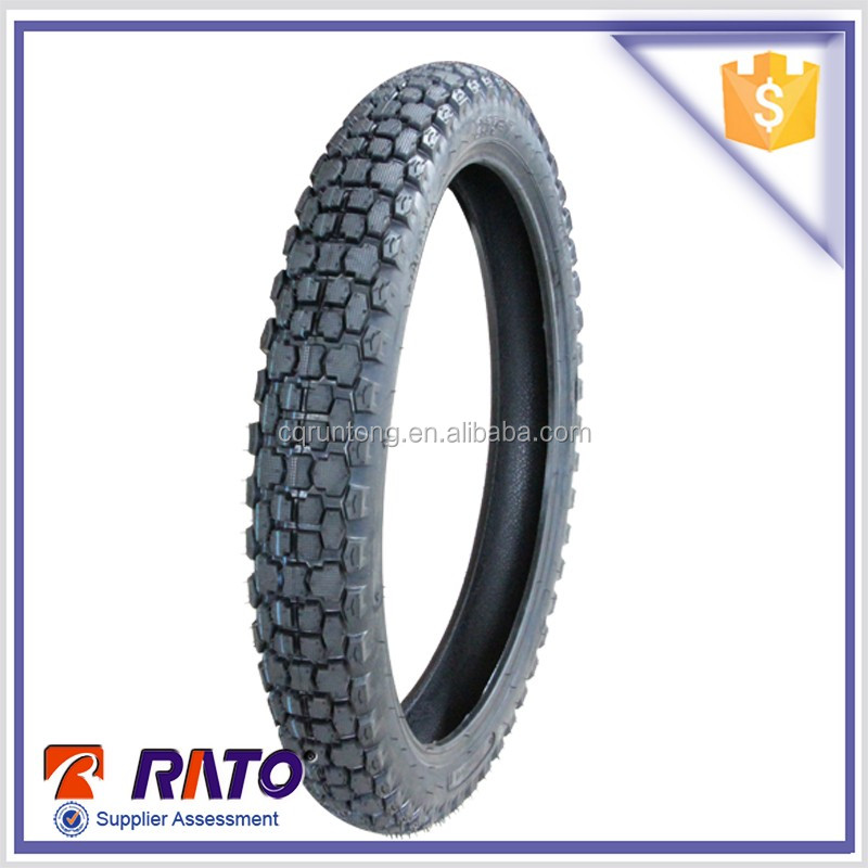 High performance and good motorcycle tire