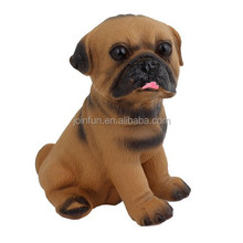 custom Baby Toy soft Rubber Dog Squeeze Toy Sun Rubber Squeak toys