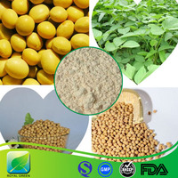 100% Natural Soybean Extract,Soya Bean Extract Powder