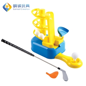 Kid Golf Toy Set Golf Game Outdoor Toys